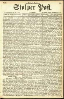 Stolper Post Nr. 181/1893