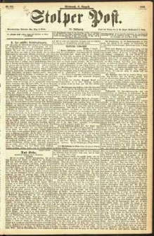Stolper Post Nr. 185/1893
