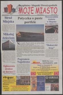 Moje Miasto : bezpłatny słupski dwutygodnik, 2002, nr 10