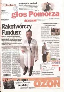 Głos Pomorza, 2005, lipiec, nr 168