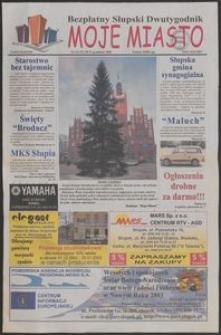 Moje Miasto : bezpłatny słupski dwutygodnik, 2002, nr 11