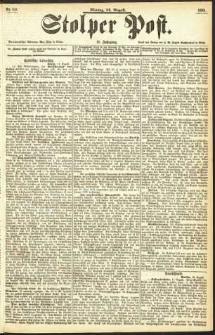 Stolper Post Nr. 189/1893