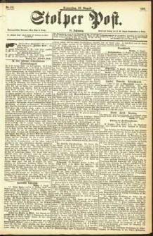 Stolper Post Nr. 192/1893