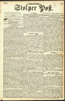 Stolper Post Nr. 193/1893