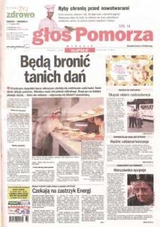 Głos Pomorza, 2005, sierpień, nr 182