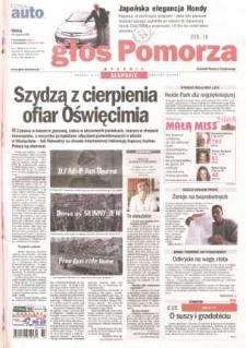 Głos Pomorza, 2005, sierpień, nr 185