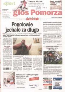 Głos Pomorza, 2005, sierpień, nr 194