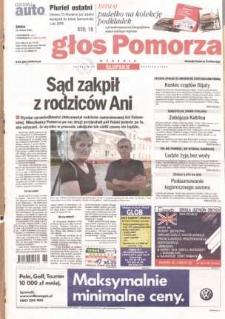 Głos Pomorza, 2005, sierpień, nr 202
