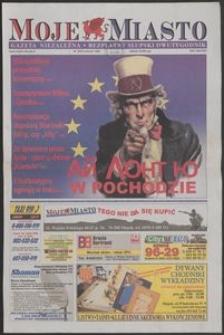 Moje Miasto : bezpłatny słupski dwutygodnik, 2004, nr 7