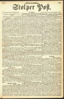 Stolper Post Nr. 213/1893