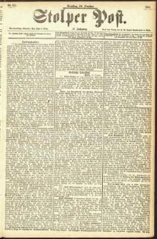 Stolper Post Nr. 238/1893