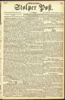 Stolper Post Nr. 243/1893