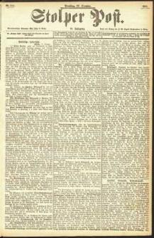 Stolper Post Nr. 244/1893