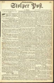 Stolper Post Nr. 245/1893
