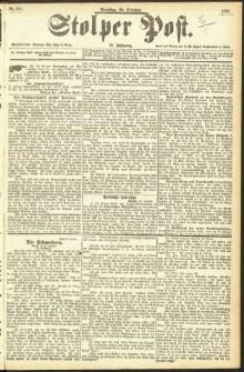 Stolper Post Nr. 256/1893