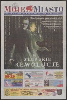 Moje Miasto : bezpłatny słupski dwutygodnik, 2004, nr 12