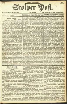 Stolper Post Nr. 262/1893