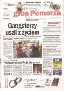 Głos Pomorza, 2005, wrzesień, nr 209