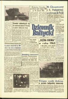 Dziennik Bałtycki 1963, nr 8