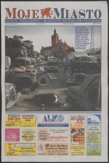 Moje Miasto : bezpłatny słupski dwutygodnik, 2004, nr 18