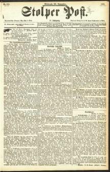 Stolper Post Nr. 280/1893