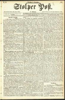 Stolper Post Nr. 285/1893