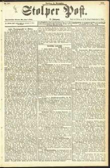 Stolper Post Nr. 288/1893