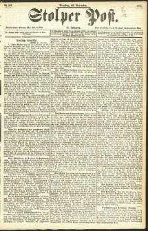 Stolper Post Nr. 291/1893