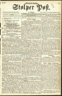 Stolper Post Nr. 292/1893