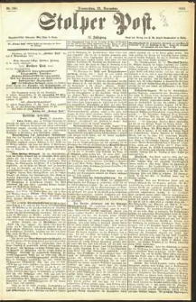 Stolper Post Nr. 299/1893