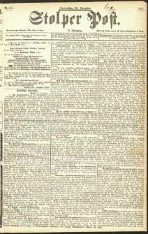 Stolper Post Nr. 303/1893