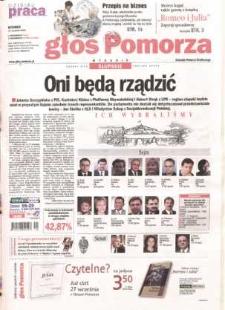 Głos Pomorza, 2005, wrzesień, nr 225