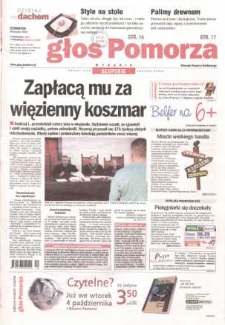 Głos Pomorza, 2005, wrzesień, nr 227