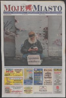 Moje Miasto : bezpłatny słupski dwutygodnik, 2004, nr 19