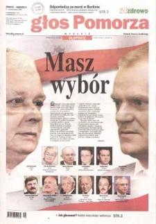 Głos Pomorza, 2005, październik, nr 235