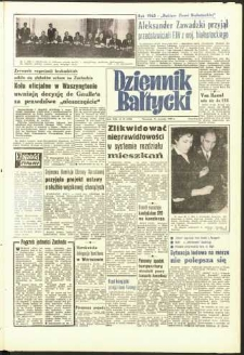 Dziennik Bałtycki 1963, nr 26