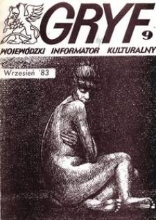 Gryf 1983, wrzesień