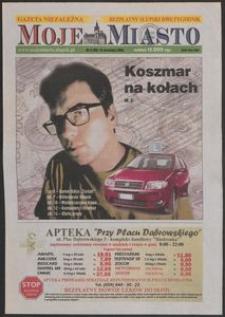 Moje Miasto : bezpłatny słupski dwutygodnik, 2005, nr 5