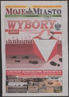 Moje Miasto : bezpłatny słupski dwutygodnik, 2005, nr 6