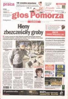 Głos Pomorza, 2005, październik, nr 249