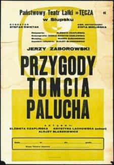 [Plakat] : Przygody Tomcia Palucha