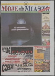 Moje Miasto : bezpłatny słupski dwutygodnik, 2007, nr 17
