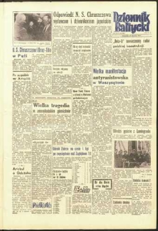 Dziennik Bałtycki 1963, nr 205
