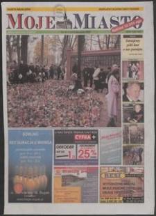 Moje Miasto : bezpłatny słupski dwutygodnik, 2007, nr 21