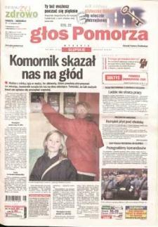 Głos Pomorza, 2005, listopad, nr 275