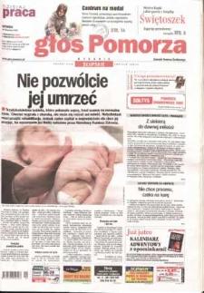 Głos Pomorza, 2005, listopad, nr 277