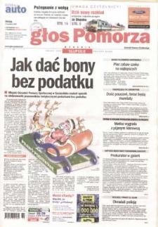 Głos Pomorza, 2005, grudzień, nr 290