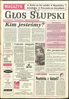 Głos Słupski, 1991, listopad, nr 1
