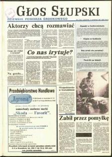 Głos Słupski, 1991, listopad, nr 4