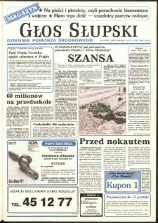 Głos Słupski, 1991, listopad, nr 18